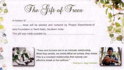 Gift of Trees Certificate (2)