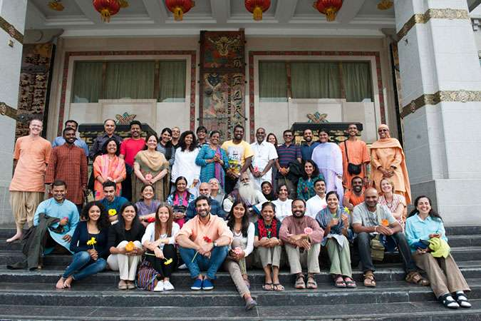 A Group Photo in Lhasa