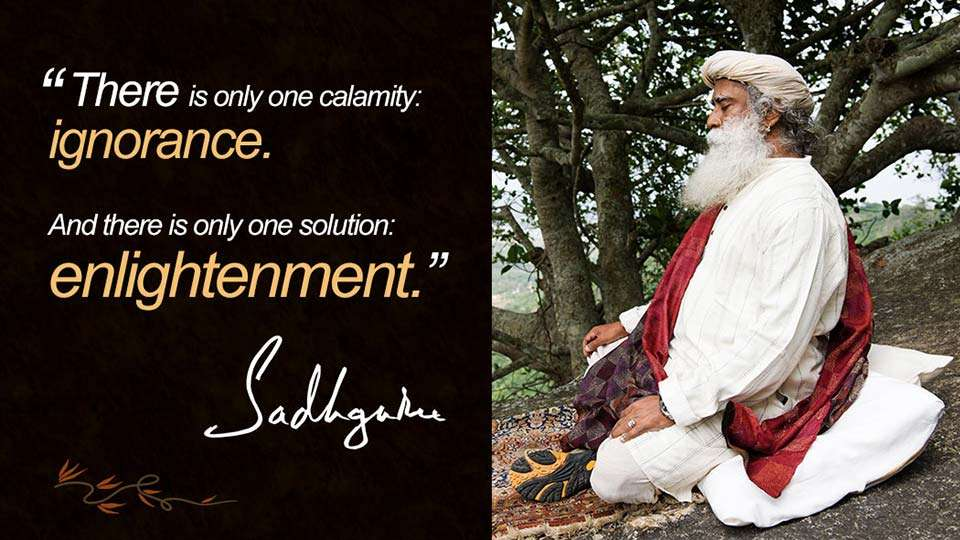 Sadhguru's Enlightenment