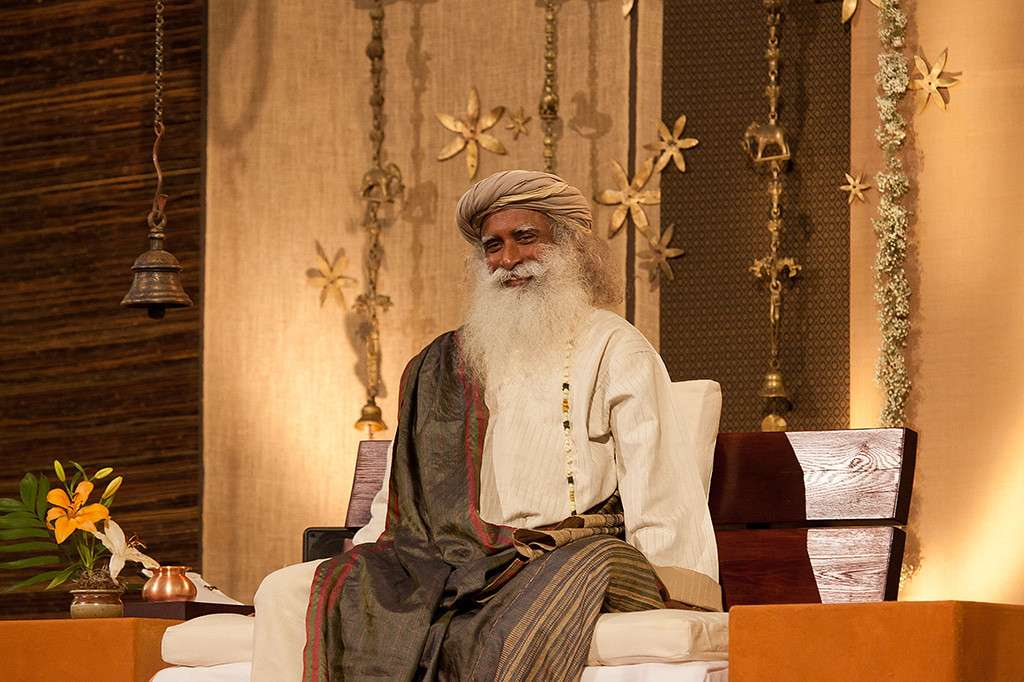 Sadhguru at iii, Tennessee