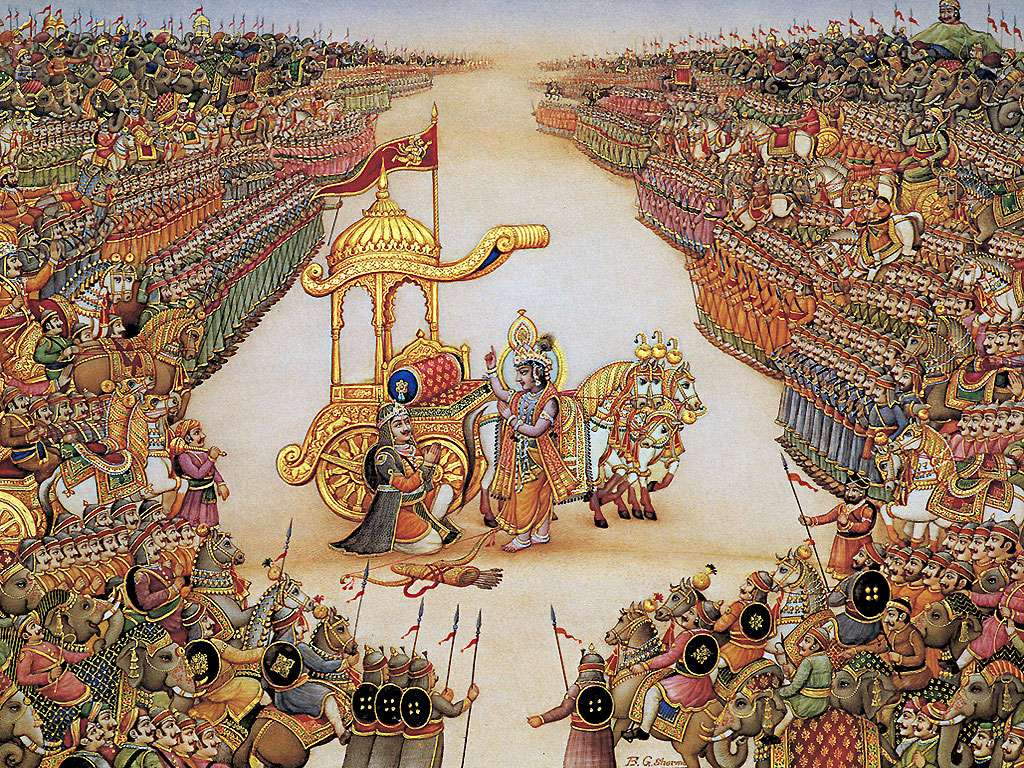 dharma and women in the mahabharata essay When he returns with his wife he retakes his crown and the land lives in peace and everyone does his or her dharma ramayana and mahabharata women enjoyed.