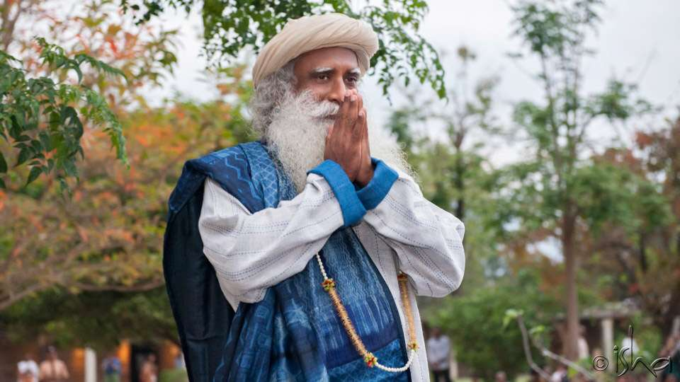 Sadhguru - Making Corruption Cosmic