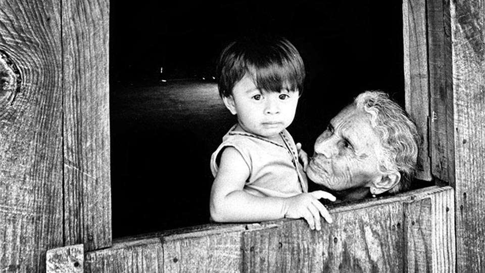 Grandson and Gran - The Essence of Life and Death