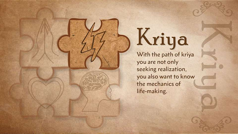 Kriya Yoga – A Powerful Way To Walk The Spiritual Path