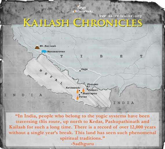 Kailash Chronicles