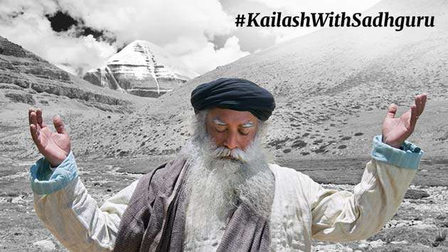 Kailash With Sadhguru