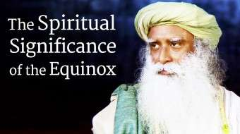 The Spiritual Significance of the Equinox