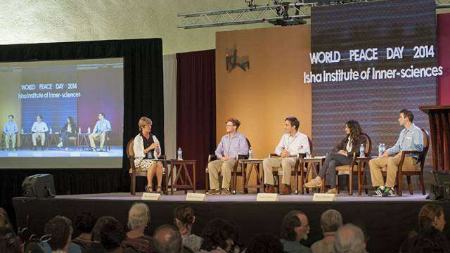 Student Discussion Panel
