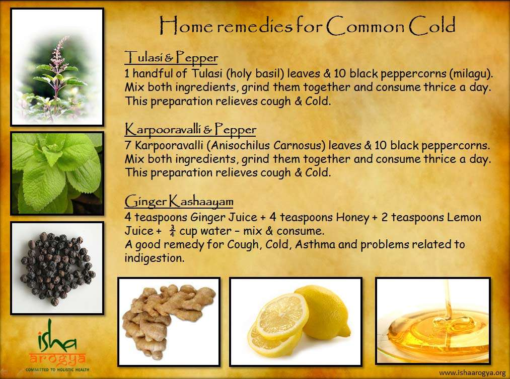 simple herbal remedies