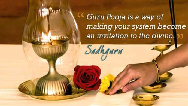 Guru pooja an invitation to the divine guru pooja is a device for you to make yourself utterly choiceless all these rituals are just that you give yourself to a process and make yourself stopboris Choice Image
