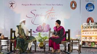 Barkha Dutt In Conversation with Sadhguru