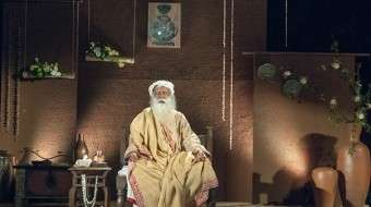 Sadhguru in Bengaluru - April 2015