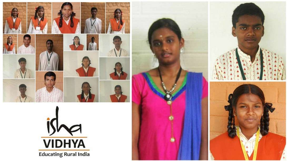 Isha Vidhya Kids Score A Hundred in Board Exams!