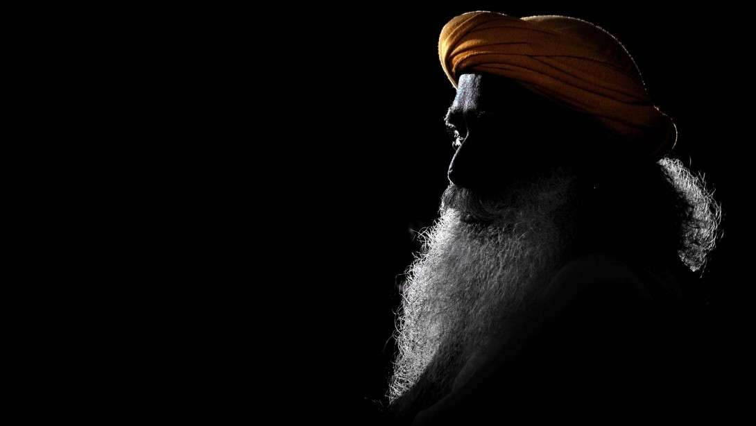 Limitless Emptiness: Sadhguru on What Makes Him a Guru
