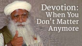 Devotion: When You Don't Matter Anymore