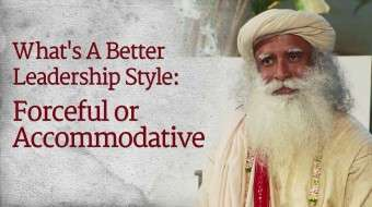 What's A Better Leadership Style: Forceful or Accommodative