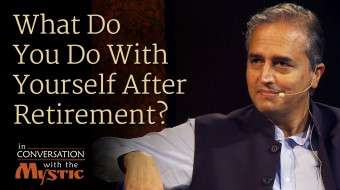 What Do You Do With Yourself After Retirement?