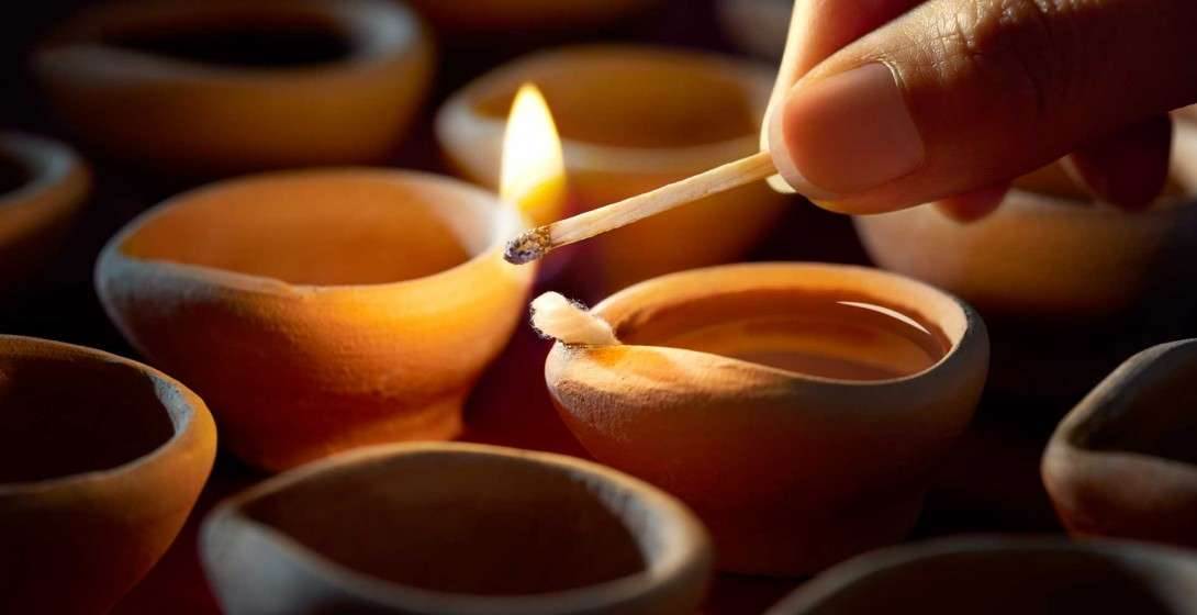 Diwali – Lighting the Fire Within
