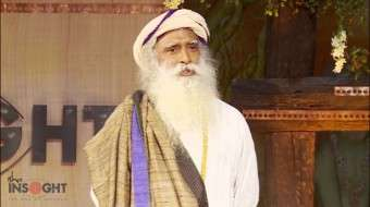 Sadhguru: 3 I's of Leadership @ INSIGHT
