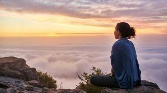 Meditation Is Not An Act, It Is A Quality