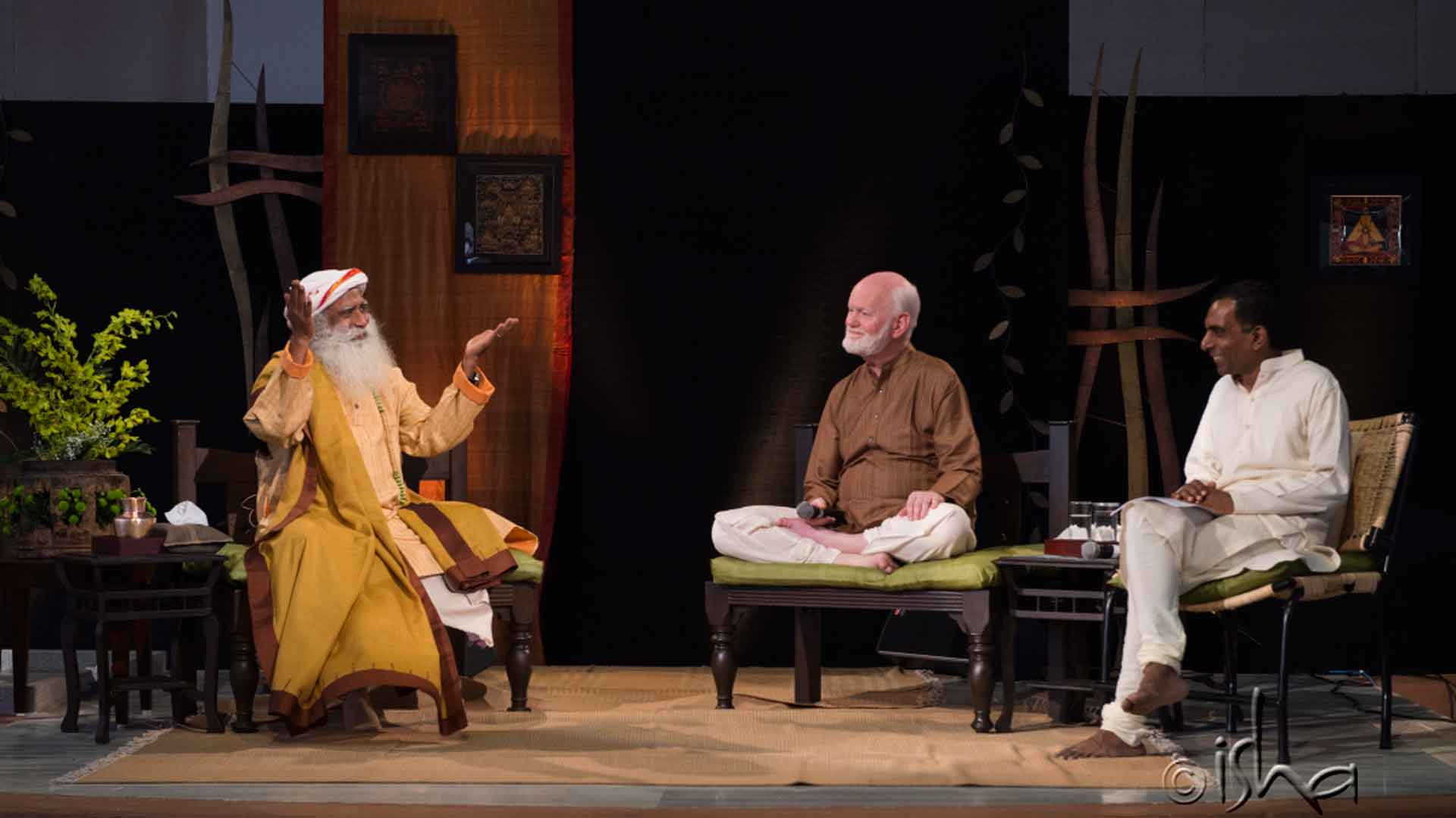 Leadership coach Marshall Goldsmith in Conversation with the Mystic