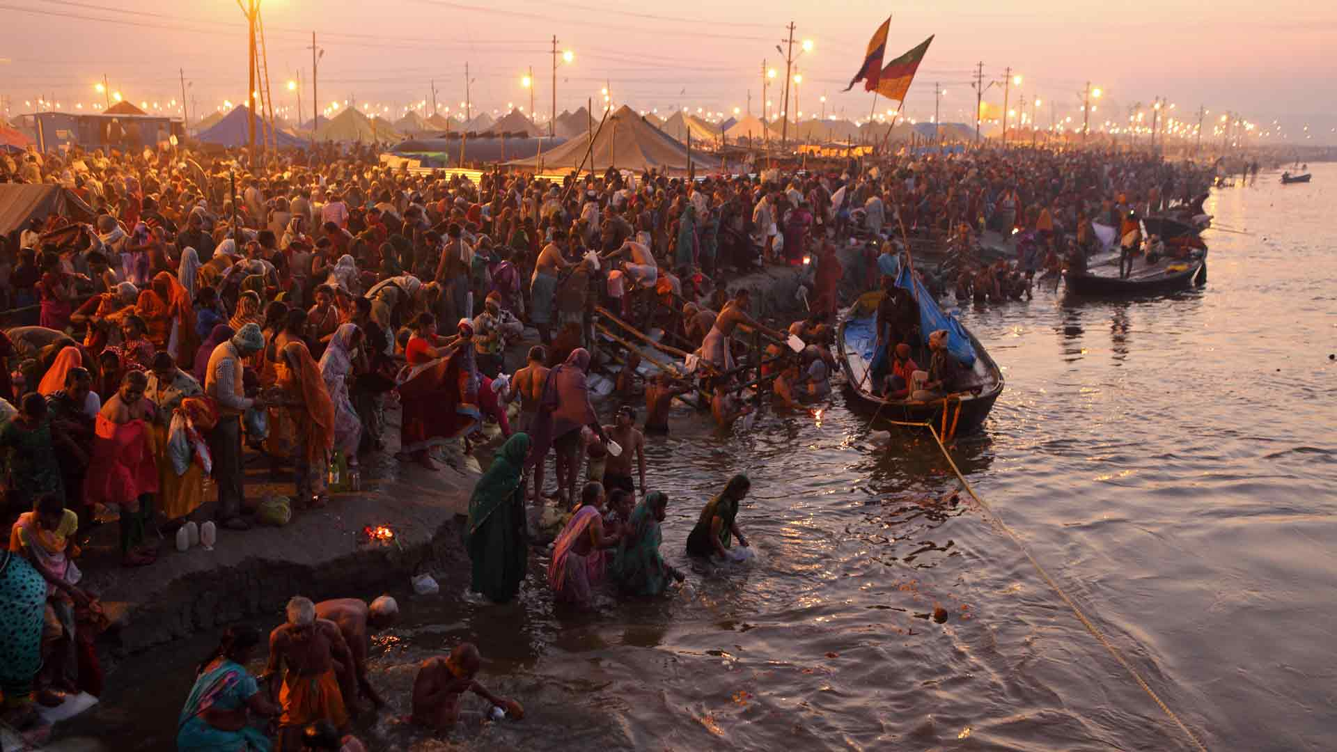 kumbha mela the greatest gathering the isha blog reviving the kumbha mela