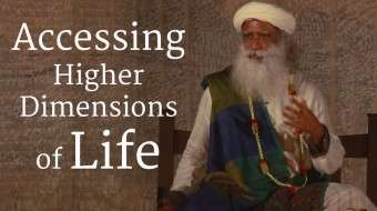 Accessing Higher Dimensions of Life