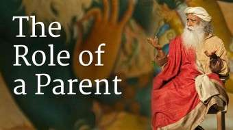 The Role of a Parent