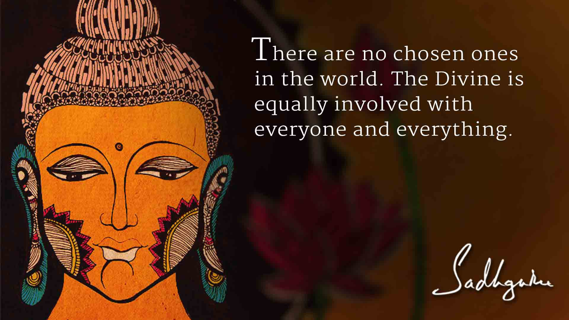 5 Quotes About Buddha From Sadhguru - The Isha Blog