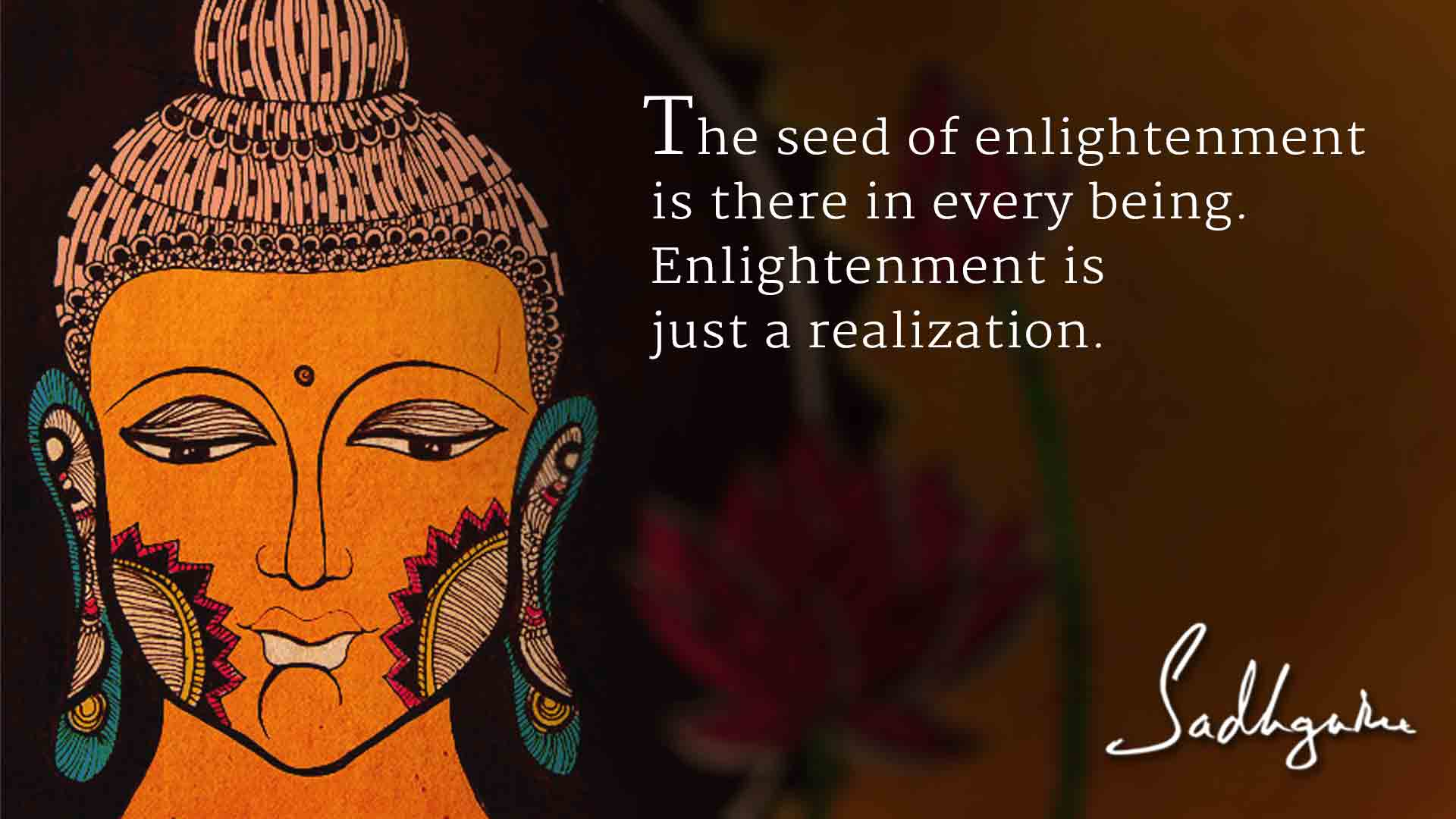Gautama Buddha Quotes 5 Quotes About Buddha From Sadhguru  The Isha Blog