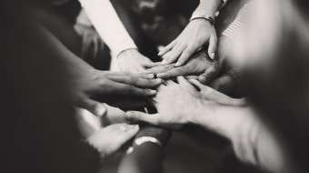 Joining Hands To Create A Healthy Society