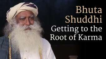 Bhuta Shuddhi – Getting to the Root of Karma