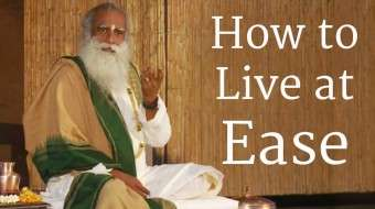 How to Live at Ease – Part 1