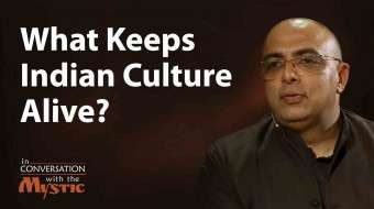 What Keeps Indian Culture Alive?