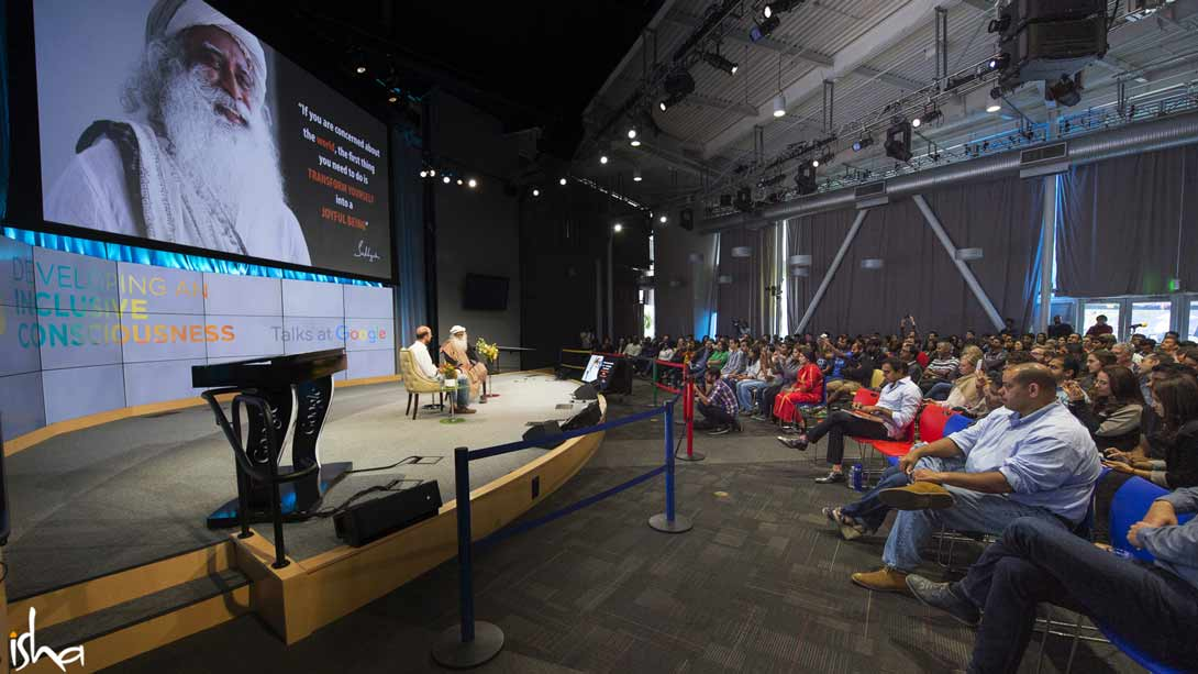 Talk at Google on Developing Inclusive Consciousness