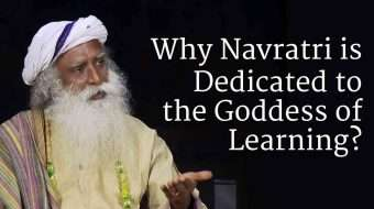 Why Navratri is Dedicated to the Goddess of Learning?