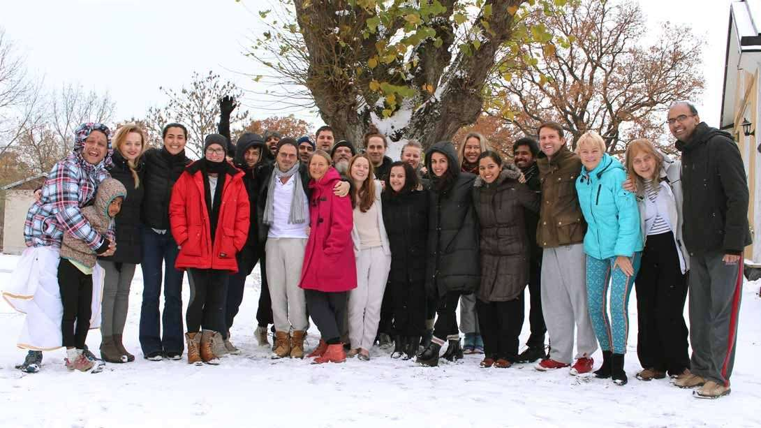 Inner Engineering Program Reaches Norway and Sweden for the First Time