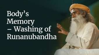 Body's Memory - Washing of Runanubandha