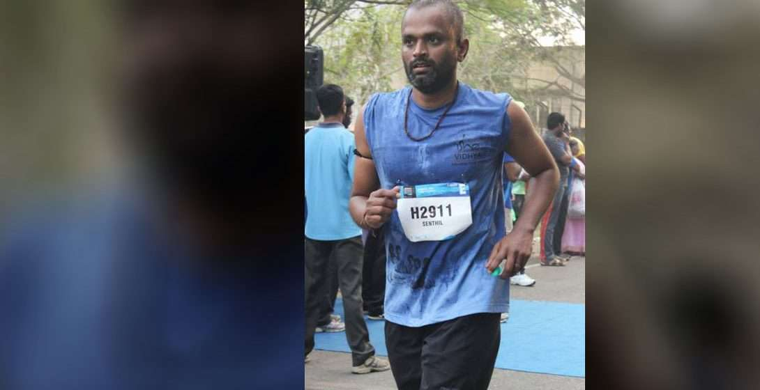 A Non-Runner's Dream Run for Isha Vidhya