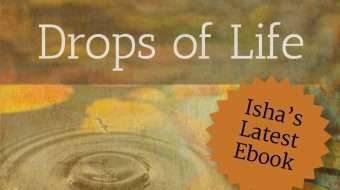 Isha's Latest Ebook Release – Drops of Life