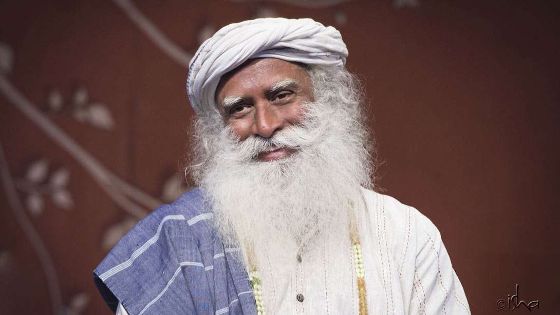 Sadhguru at the Inner Engineering in Mumbai from 27 to 29 January 2017