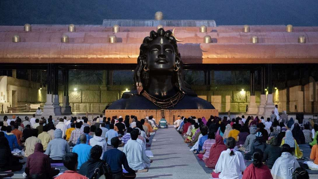 Yoga Veera: Becoming a Stalwart of Adiyogi