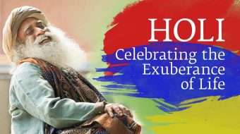 Holi - Celebrating the Exuberance of Life