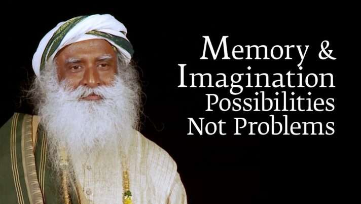 Memory & Imagination - Possibilities Not Problems