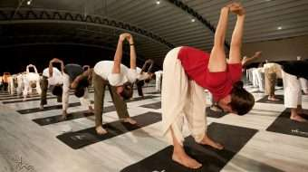 21-Day Hatha Yoga Party at the Isha Yoga Center