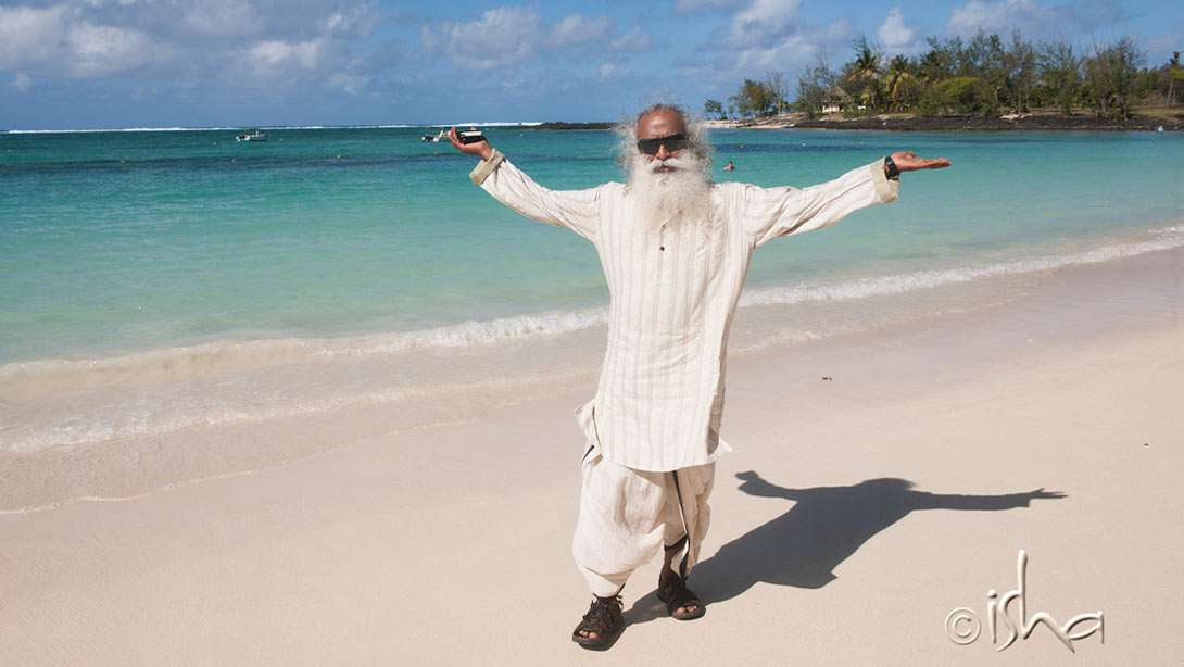 Seaside Stories – Ocean Incidents from Sadhguru's Life