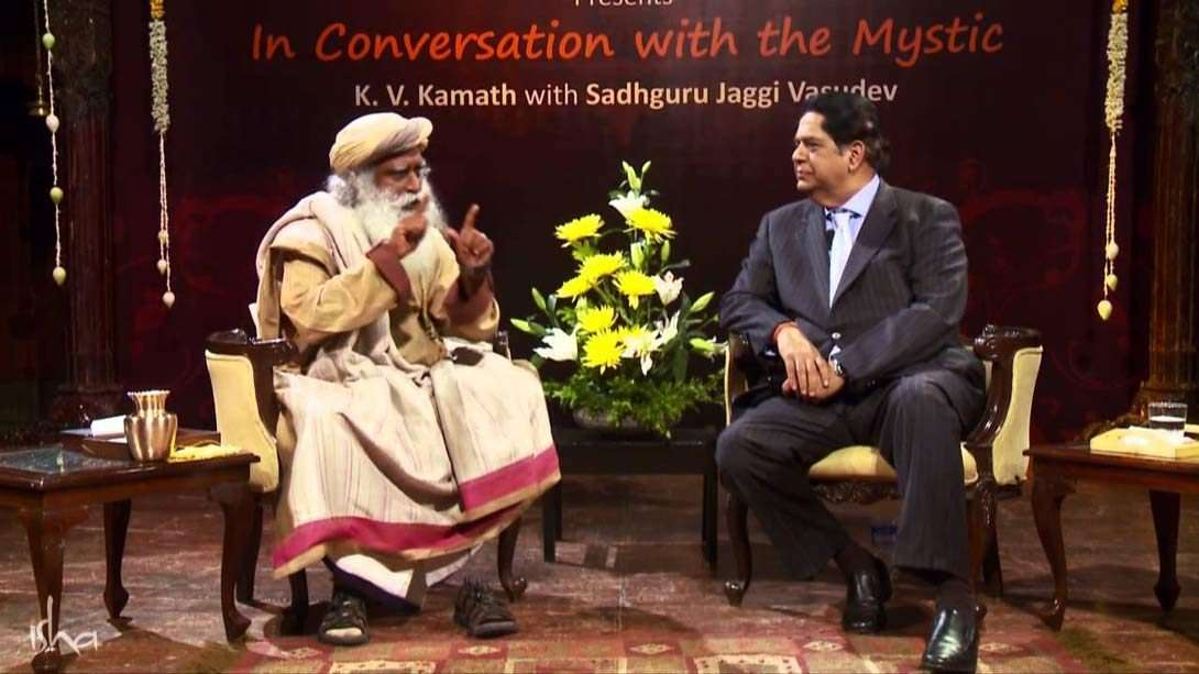 The Business of Business – K. V. Kamath with Sadhguru