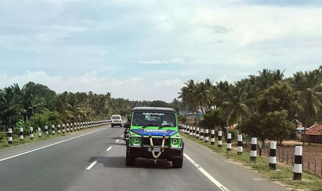 On The Way To Coimbatore Rally For Rivers Day 01 Pic 3