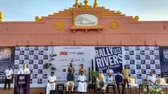 Rally for Rivers Day 2 – Madurai