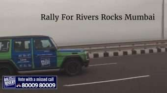 Rally For Rivers Rocks Mumbai
